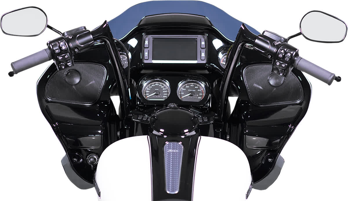 Two Piece Handlebars for Your Bagger Motorcycle from Fat